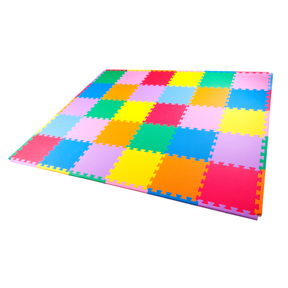 Soft Mat 30 Pack Mixed Soft Floor Kids